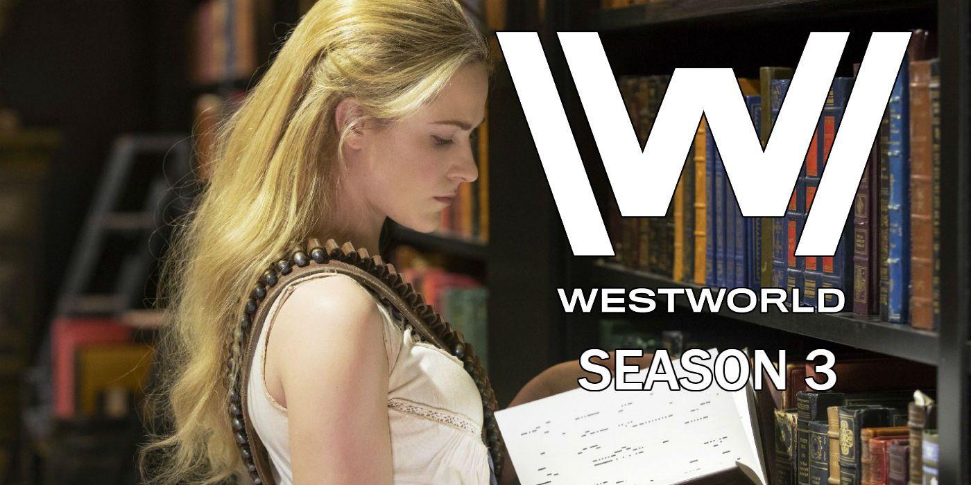 westworld season date release cast trailer premiere