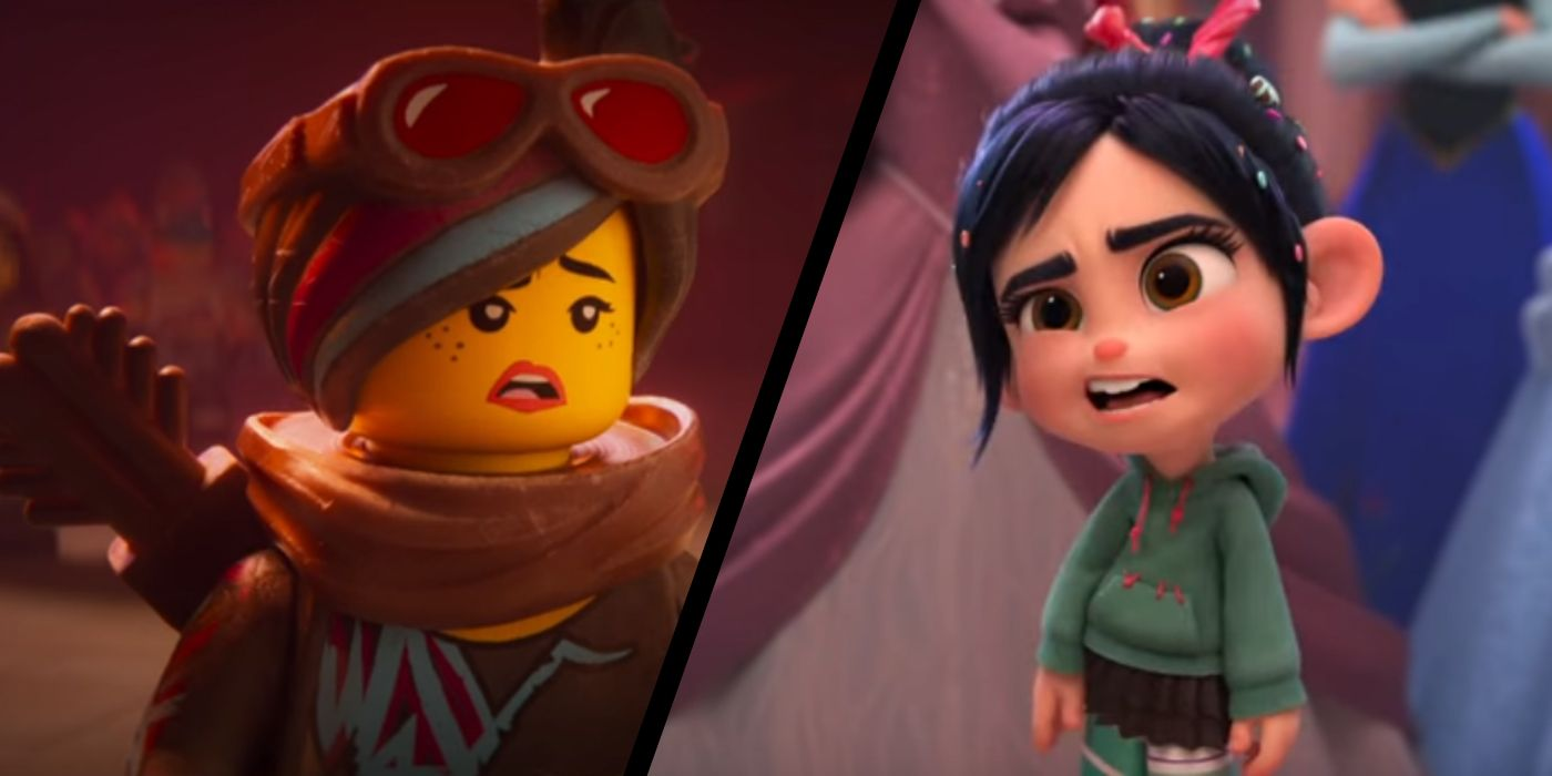 Lego Movie 2 & Wreck-It Ralph 2 Have The Same Joke ...