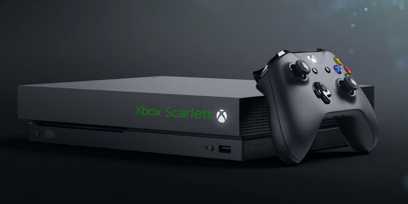 Xbox Scarlett: Everything To Know About Microsoft's Console