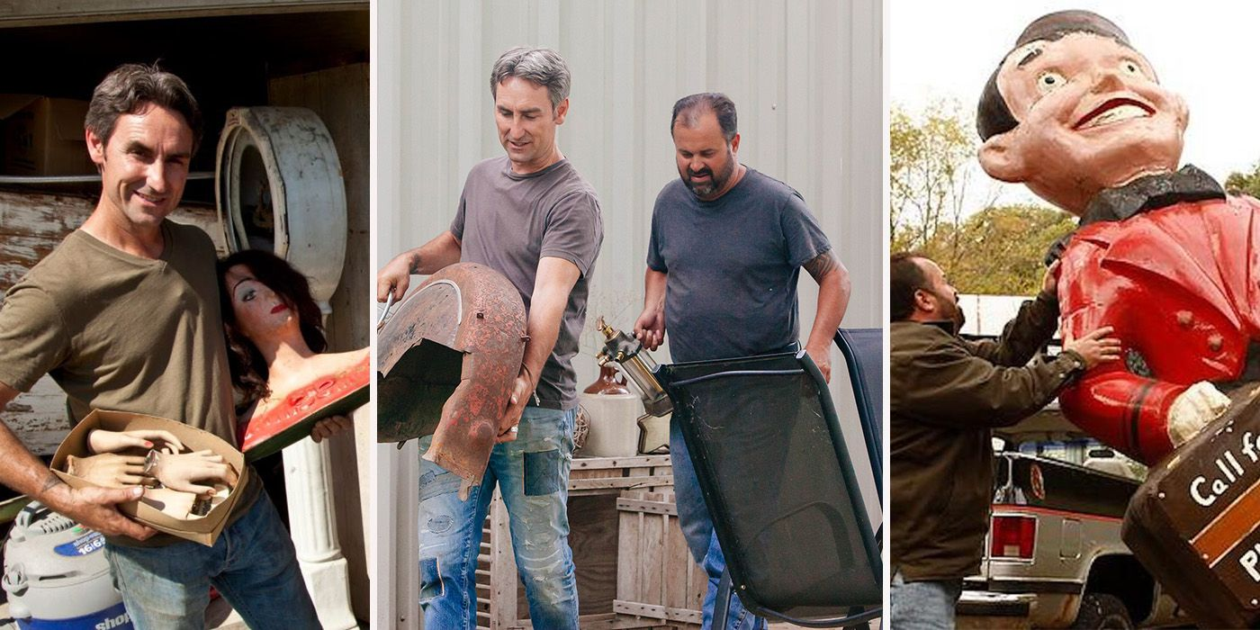 20 restrictions the cast of american pickers must obey