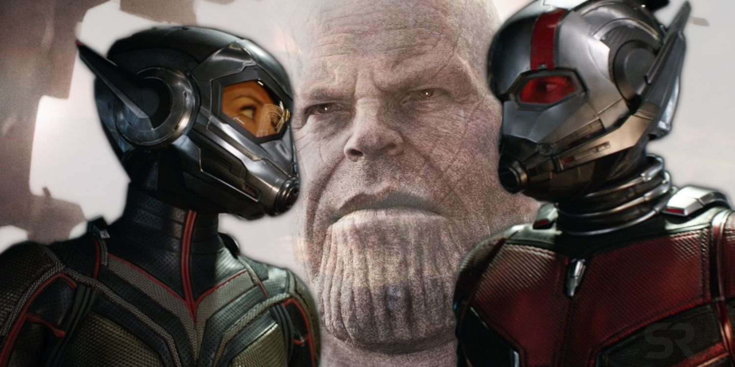 Ant-Man & The Wasp Almost Showed Proper Effect Of Thanos' Snap