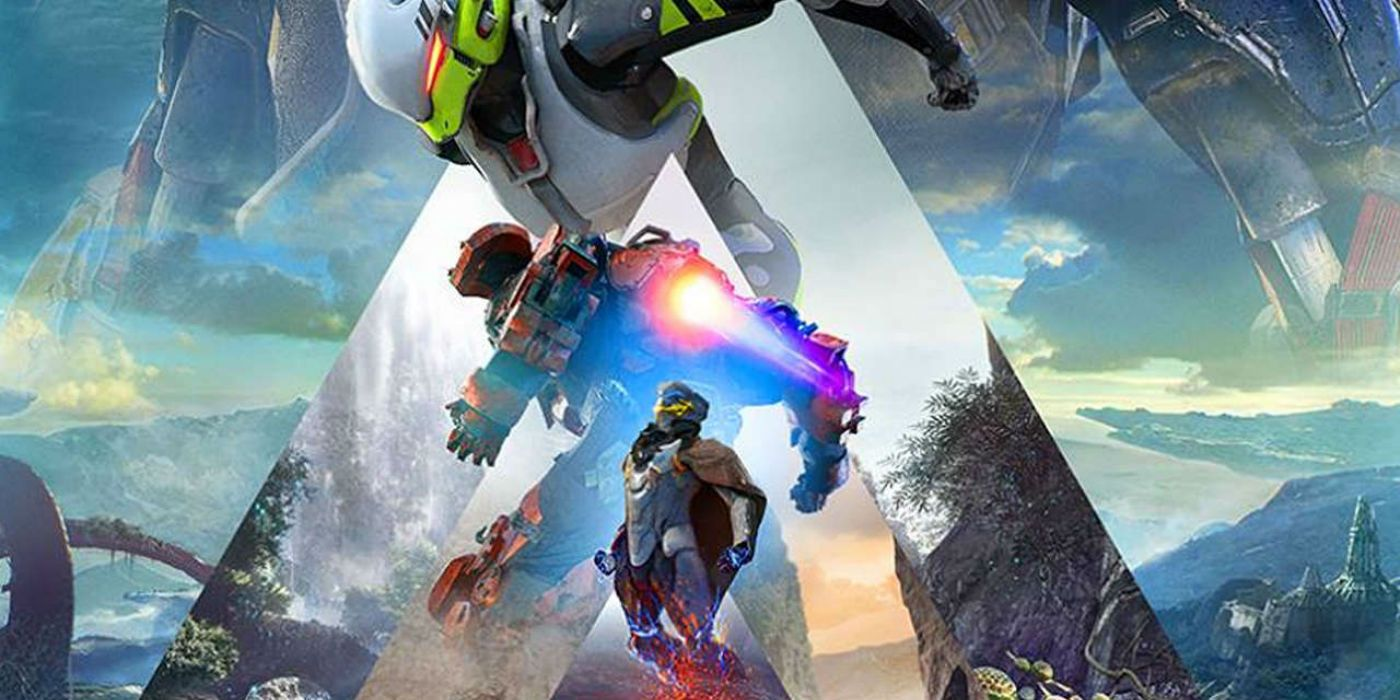 Anthem S Game Map Revealed And Confirmed Screen Rant