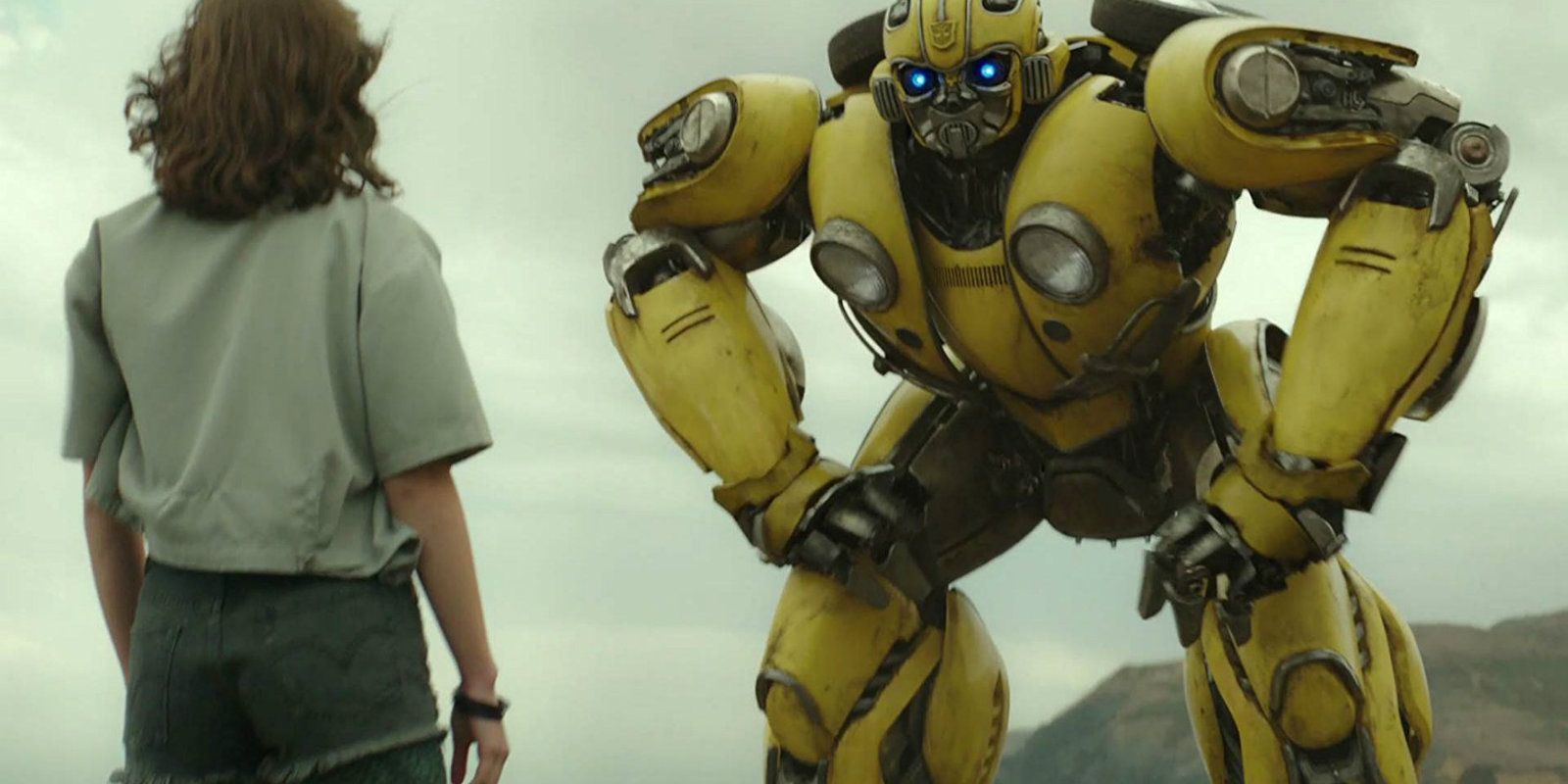transformers bumblebee movie is going to comiccon 2018