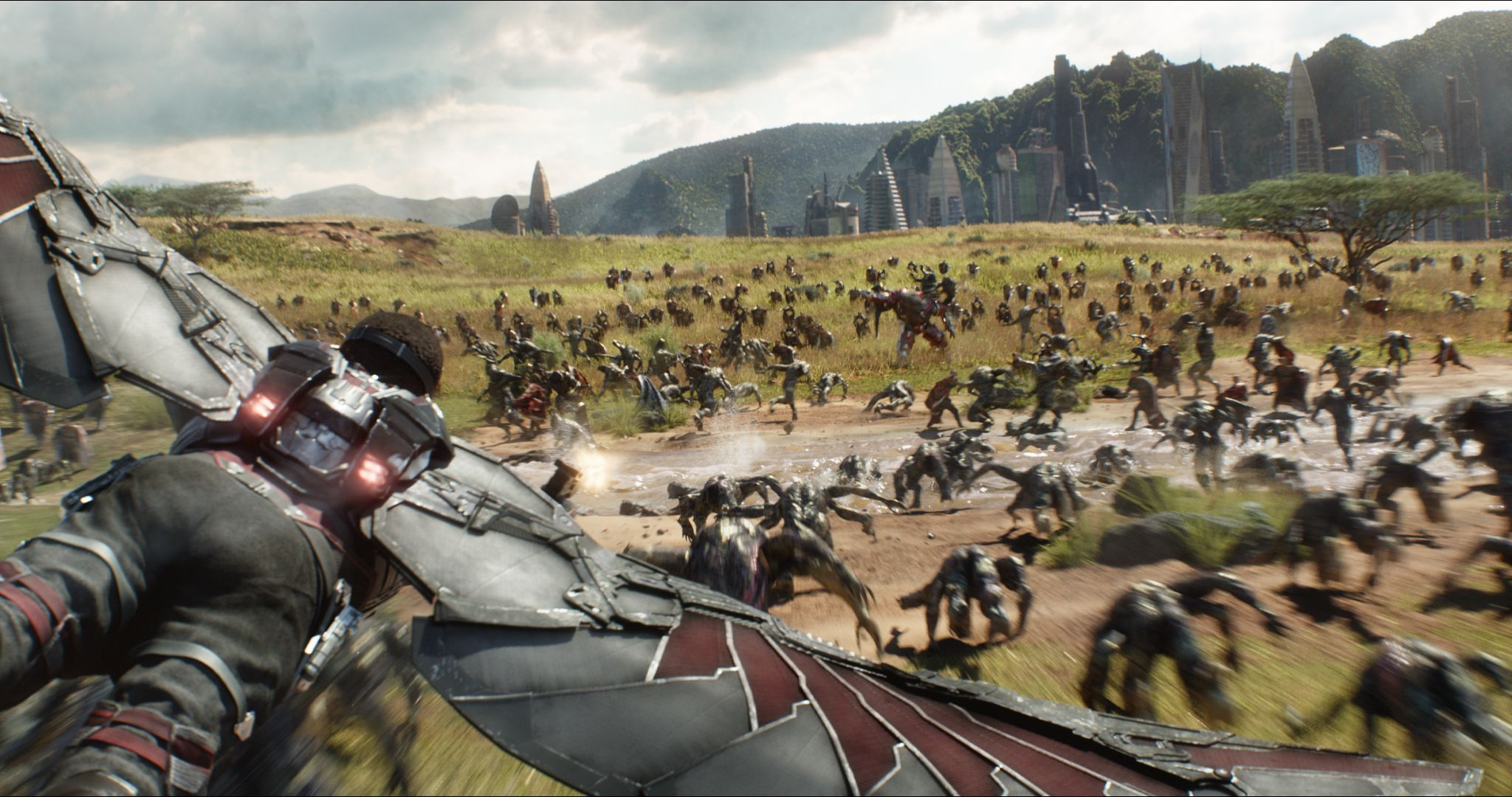 Image result for avengers big battle scene