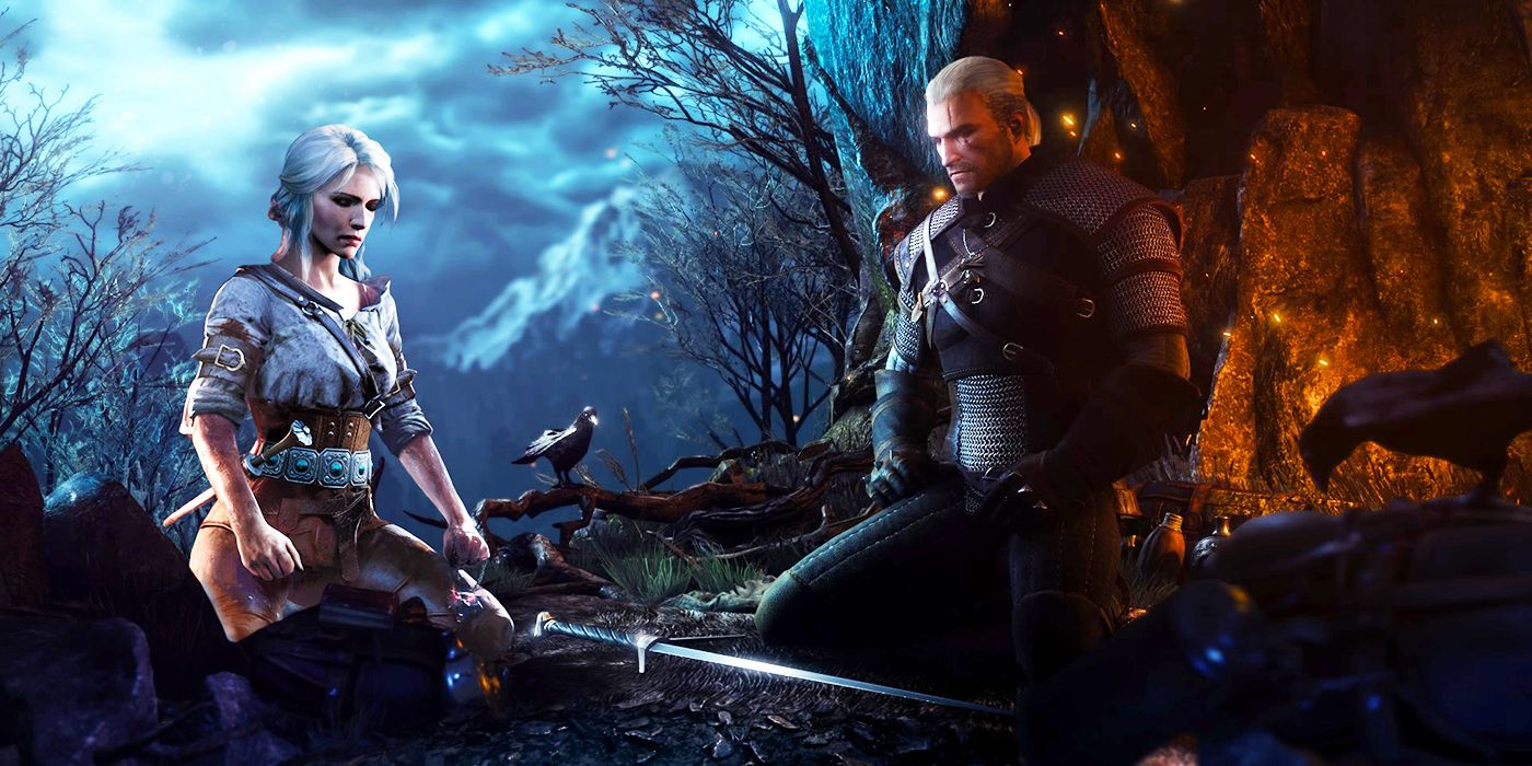 Witcher 4 Should Happen With Ciri Says Geralt Voice Actor