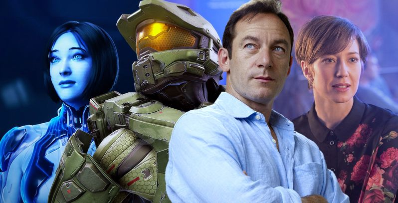 Steven Spielberg Working With Microsoft on Live-Action 'Halo