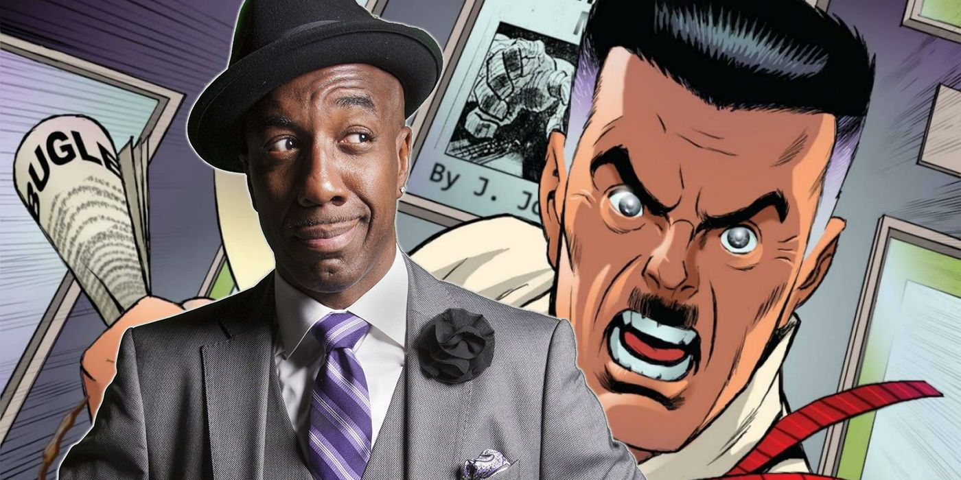 spider-man: far from home: is jb smoove playing j jonah jameson?