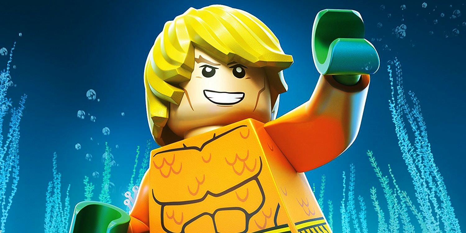 Tv And Movie News Justice League Visits Atlantis In Lego Aquaman