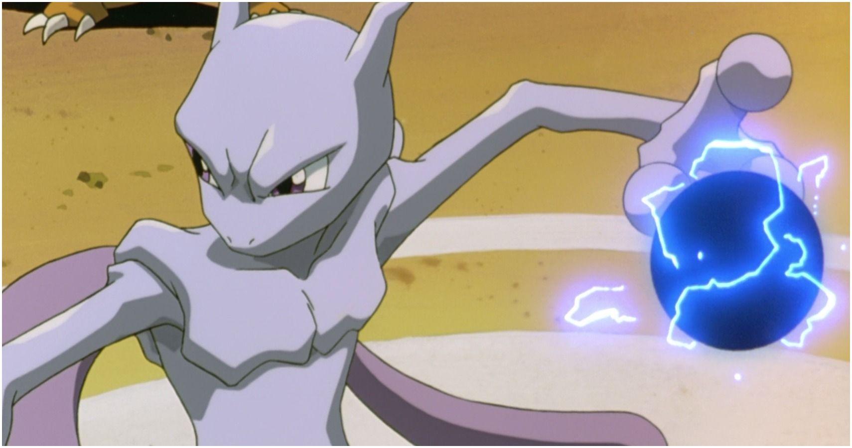 Pokémon 20 Strange Things About Mewtwos Body Screenrant