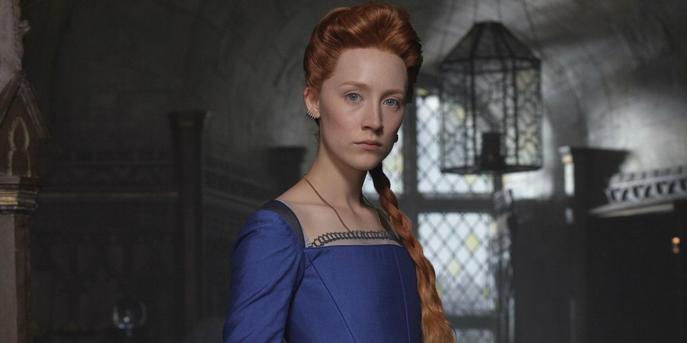 Mary Queen of Scots Posters Tease Arrival Of First Trailer
