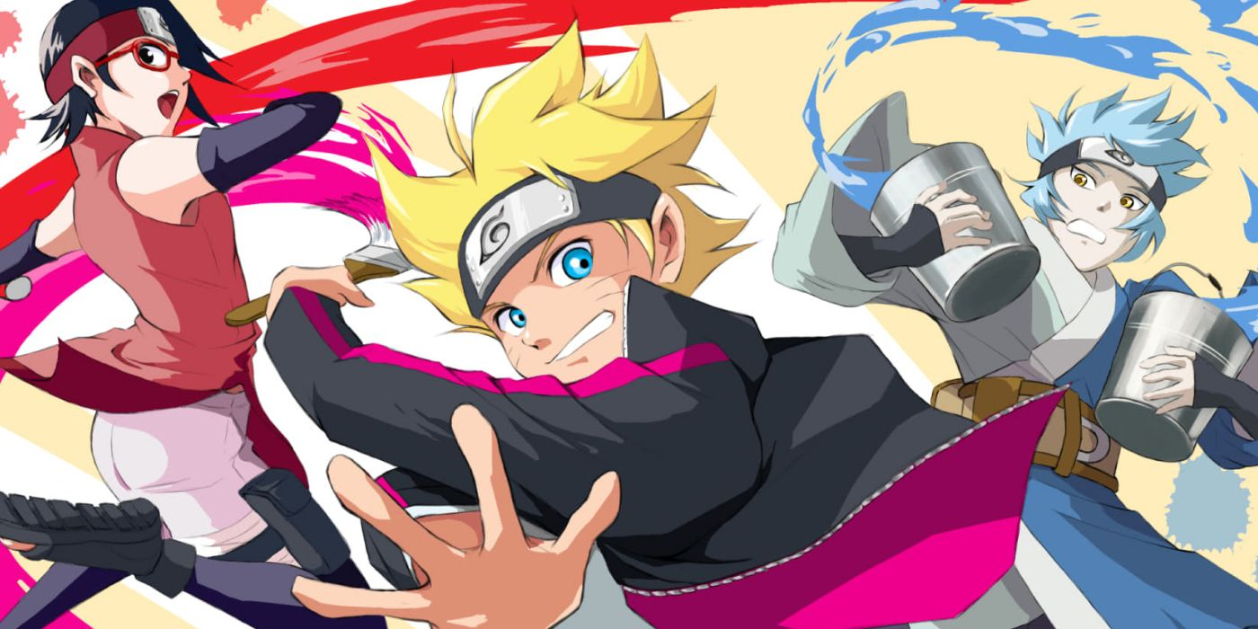 10 boruto characters that are weaker than you thought and 12 that