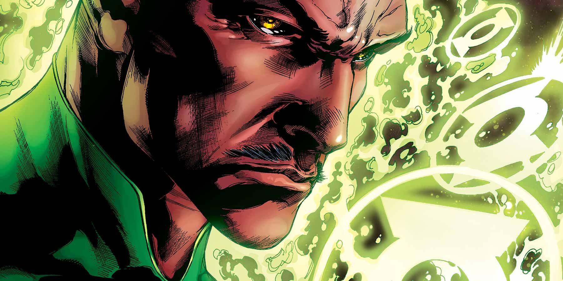 secret origin of sinestro before green lantern revealed
