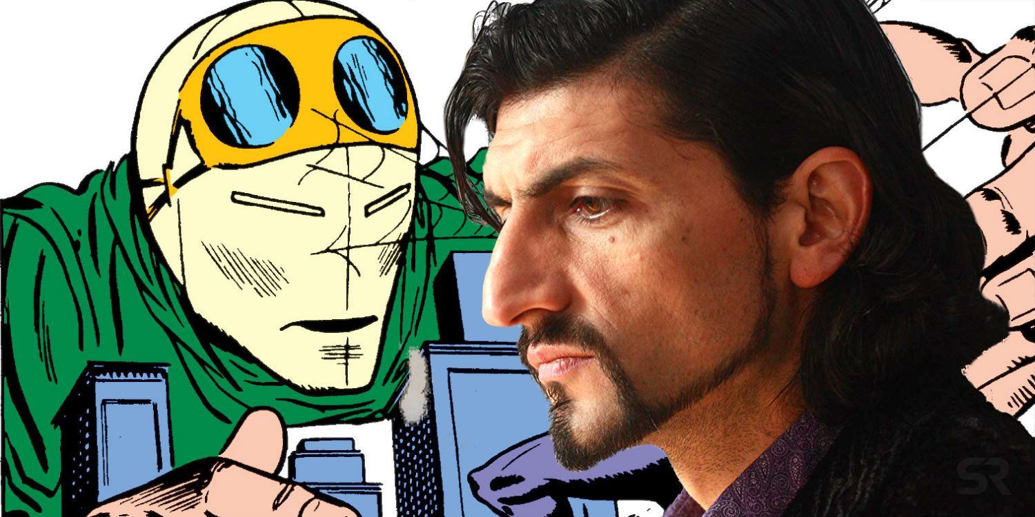 spider-man theory: is numan acar playing chameleon in far from home?