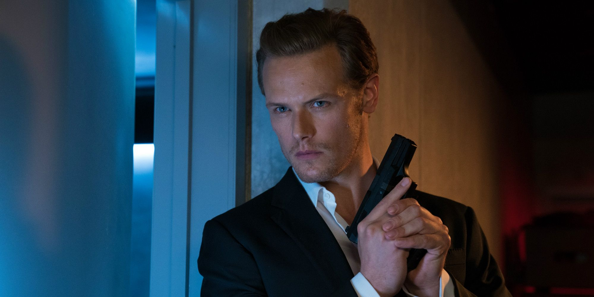 Sam Heughan Interview The Spy Who Dumped Me Screenrant