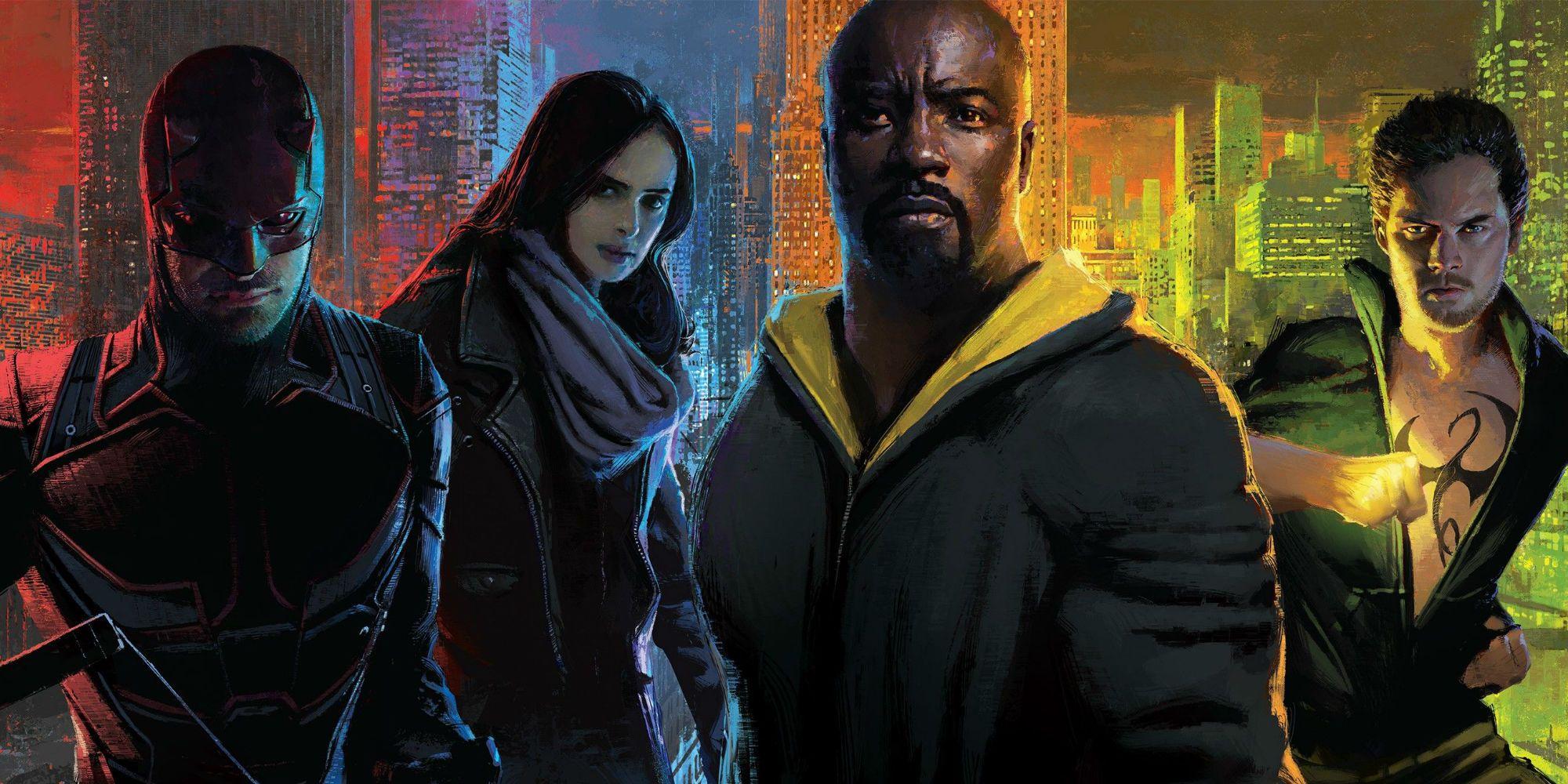 Disney Can't Cancel Netflix Marvel TV Shows Confirms Executive