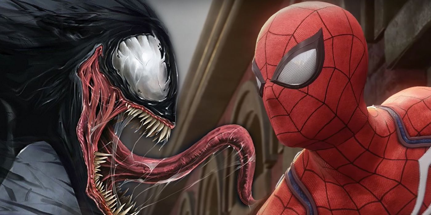 venom will not appear in insomniac's spider-man ps4 | screenrant