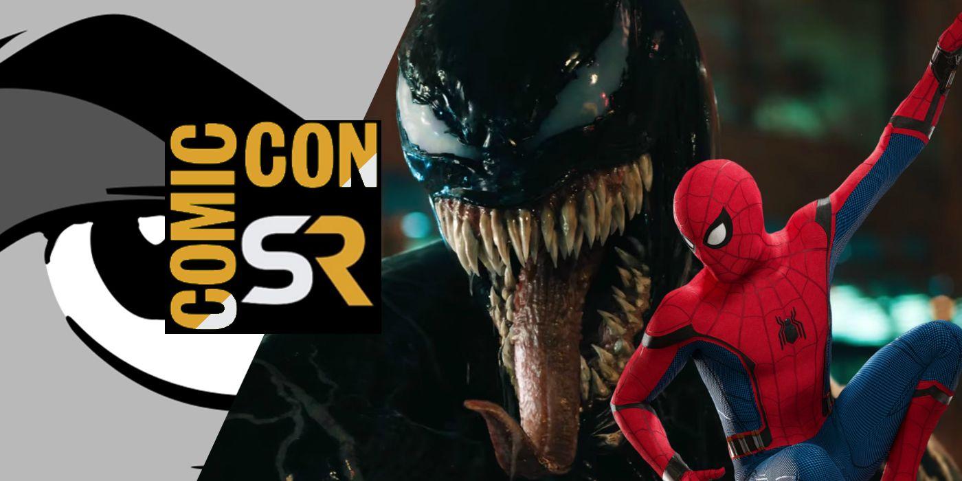 Venom Director Teases Tom Holland S Spider Man Crossover
