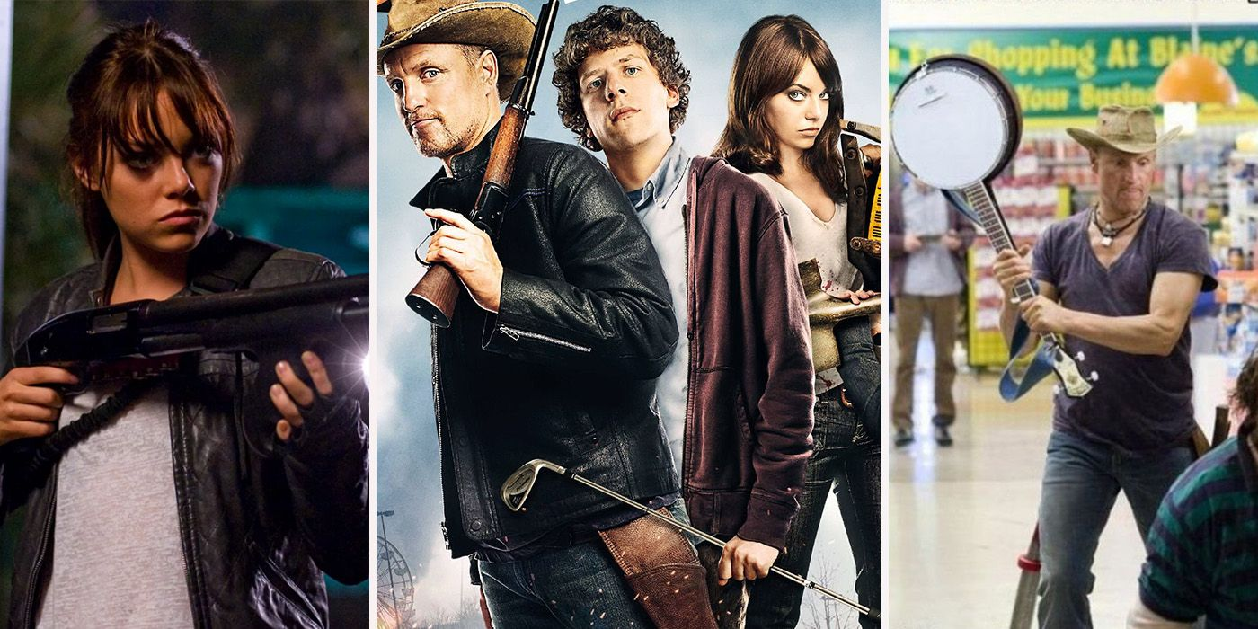 20 Crazy Details Behind The Making Of Zombieland | ScreenRant