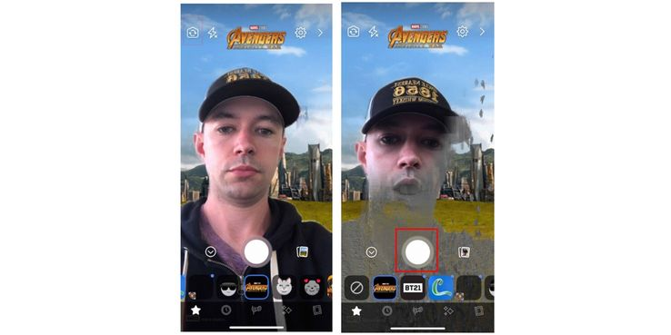 Infinity War: Facebook AR Shows You Fading Away From Thanos Snap