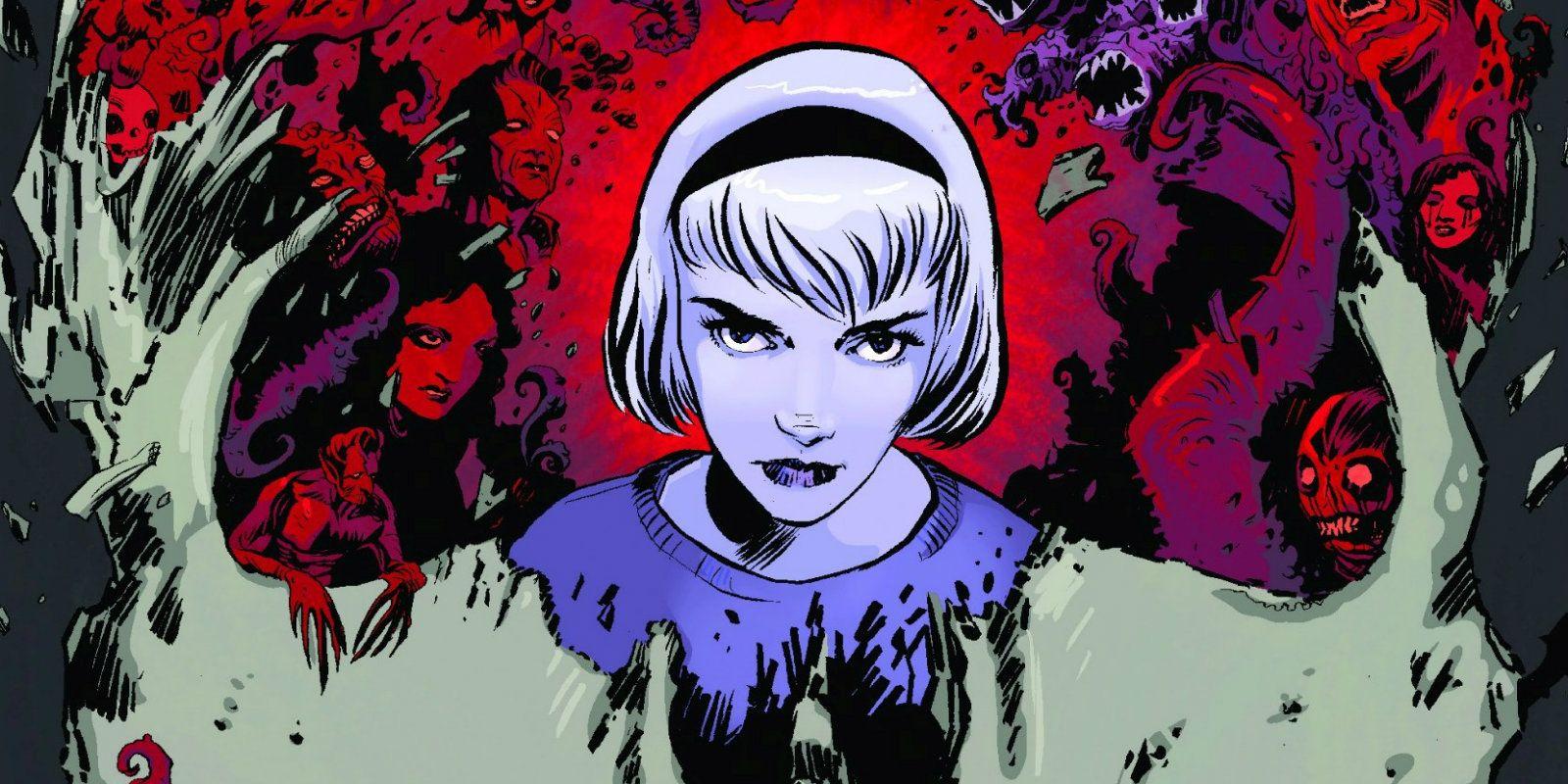 Chilling Adventures Of Sabrina Comic