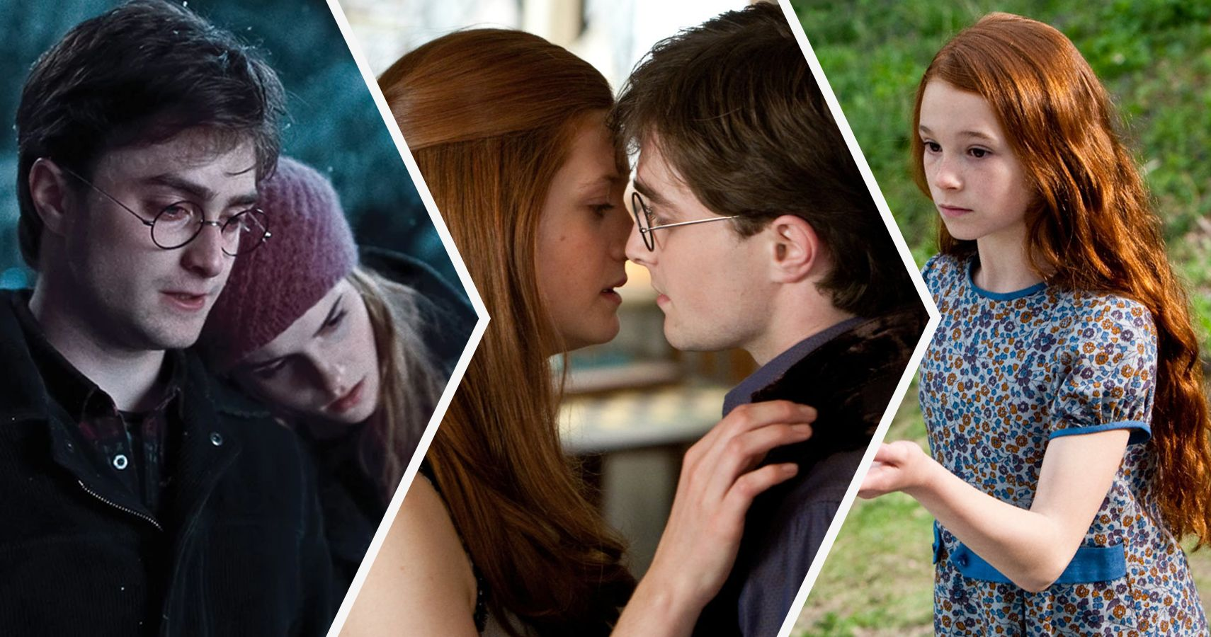 20 Things About Harry and Ginny's Relationship That Make No Sense