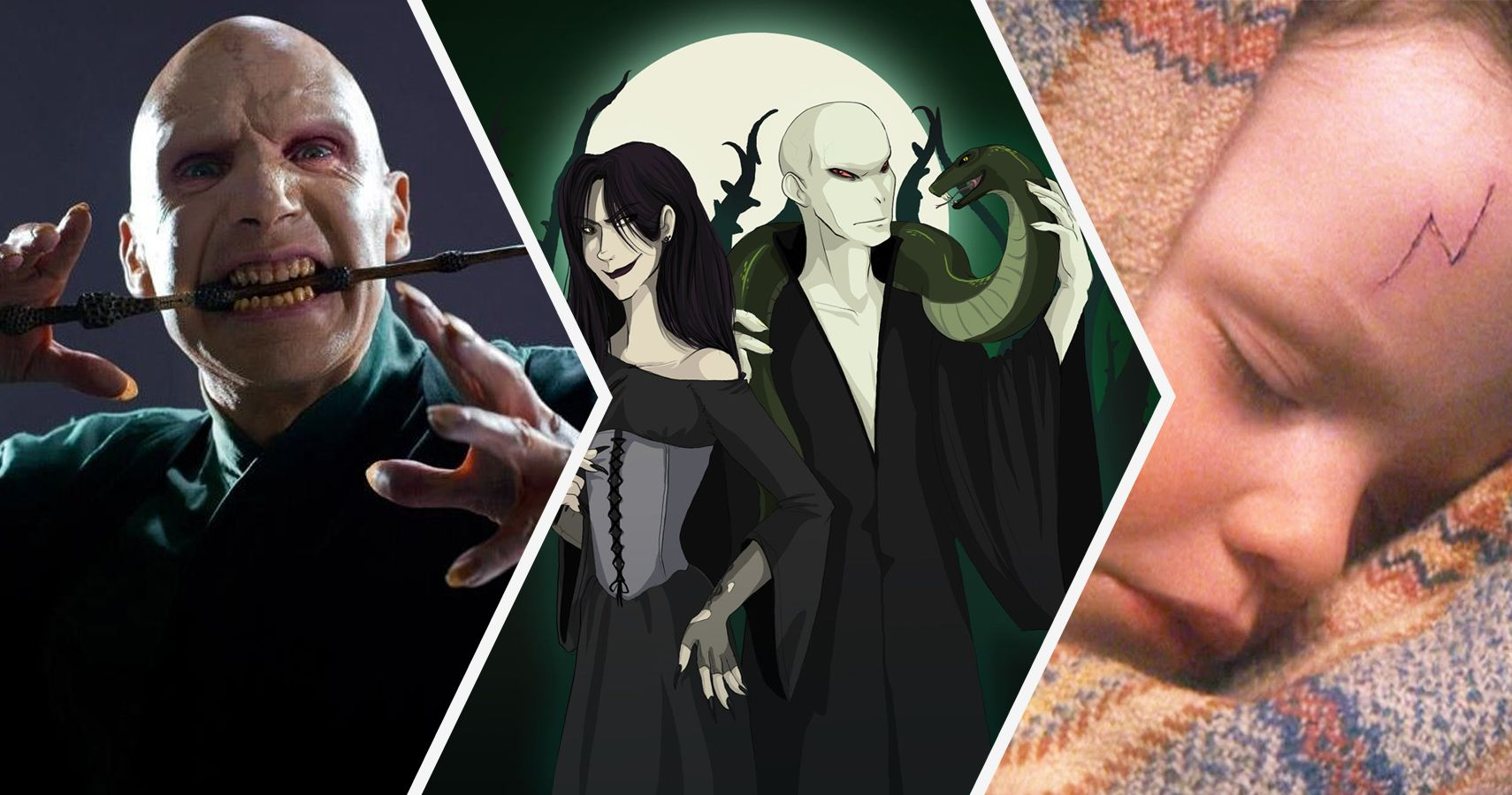 Lord Voldemort: 20 Things Fans Get Wrong About The Harry Potter Villain