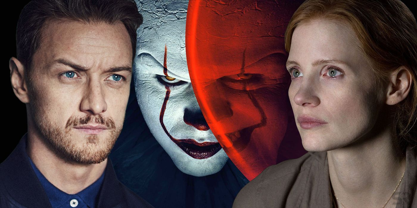 IT Chapter 2 Photo: First Look at James McAvoy As Bill Denbrough