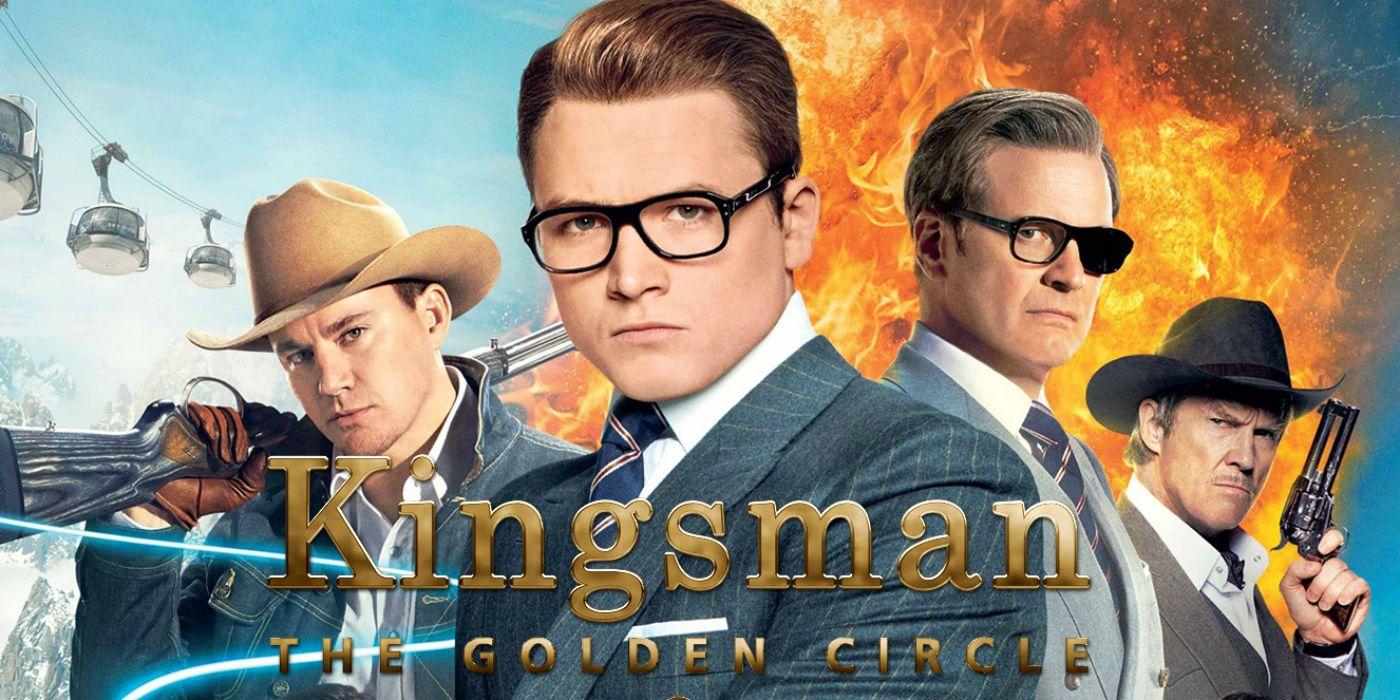 Kingsman The Golden Circle Ganzer Film Deutsch