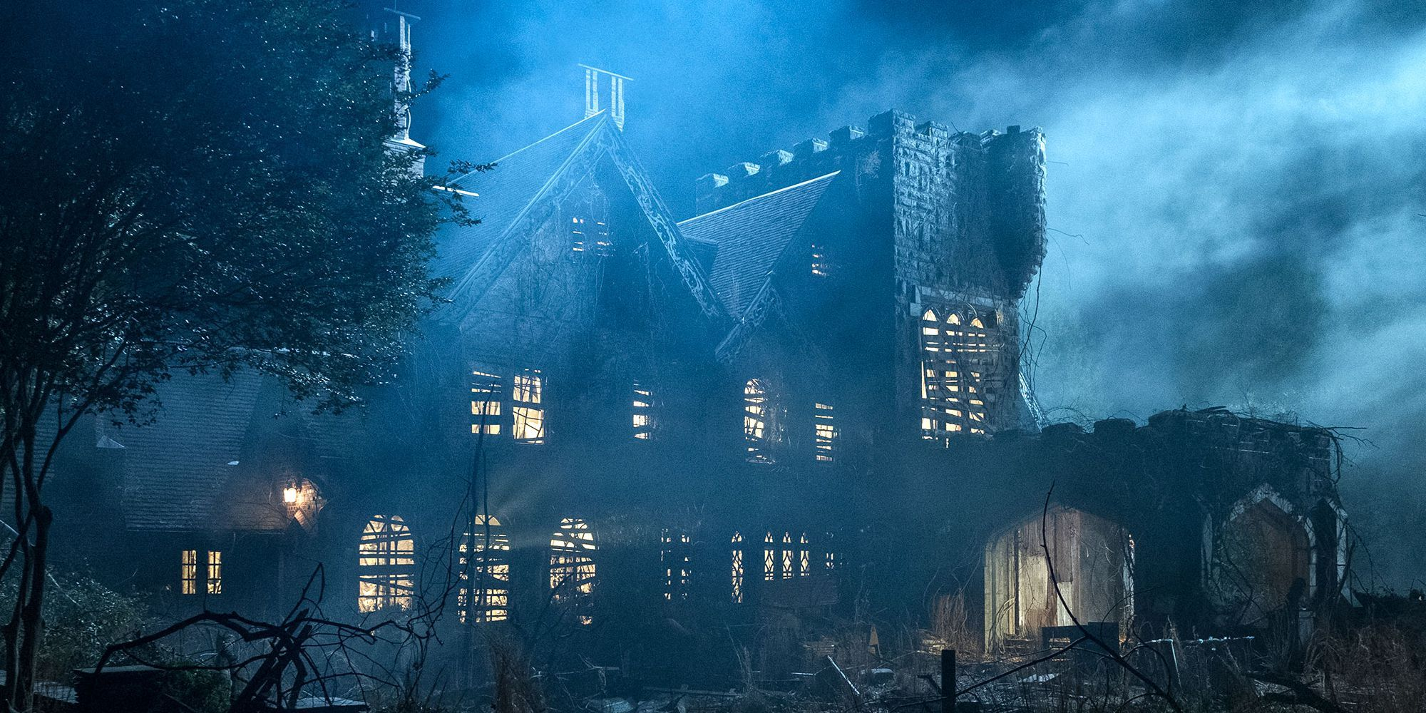 Image result for the haunting of hill house gif