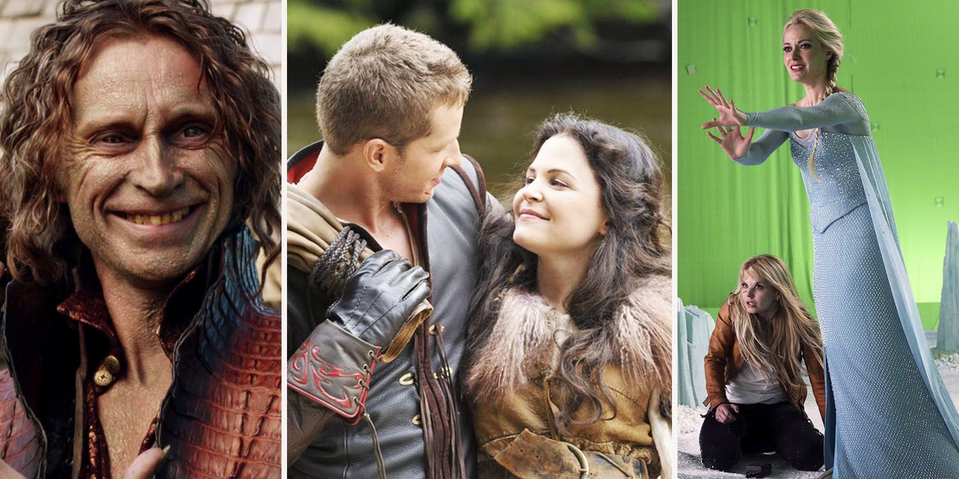 10 Last Minute Changes That Hurt Once Upon A Time And 10 That Saved It