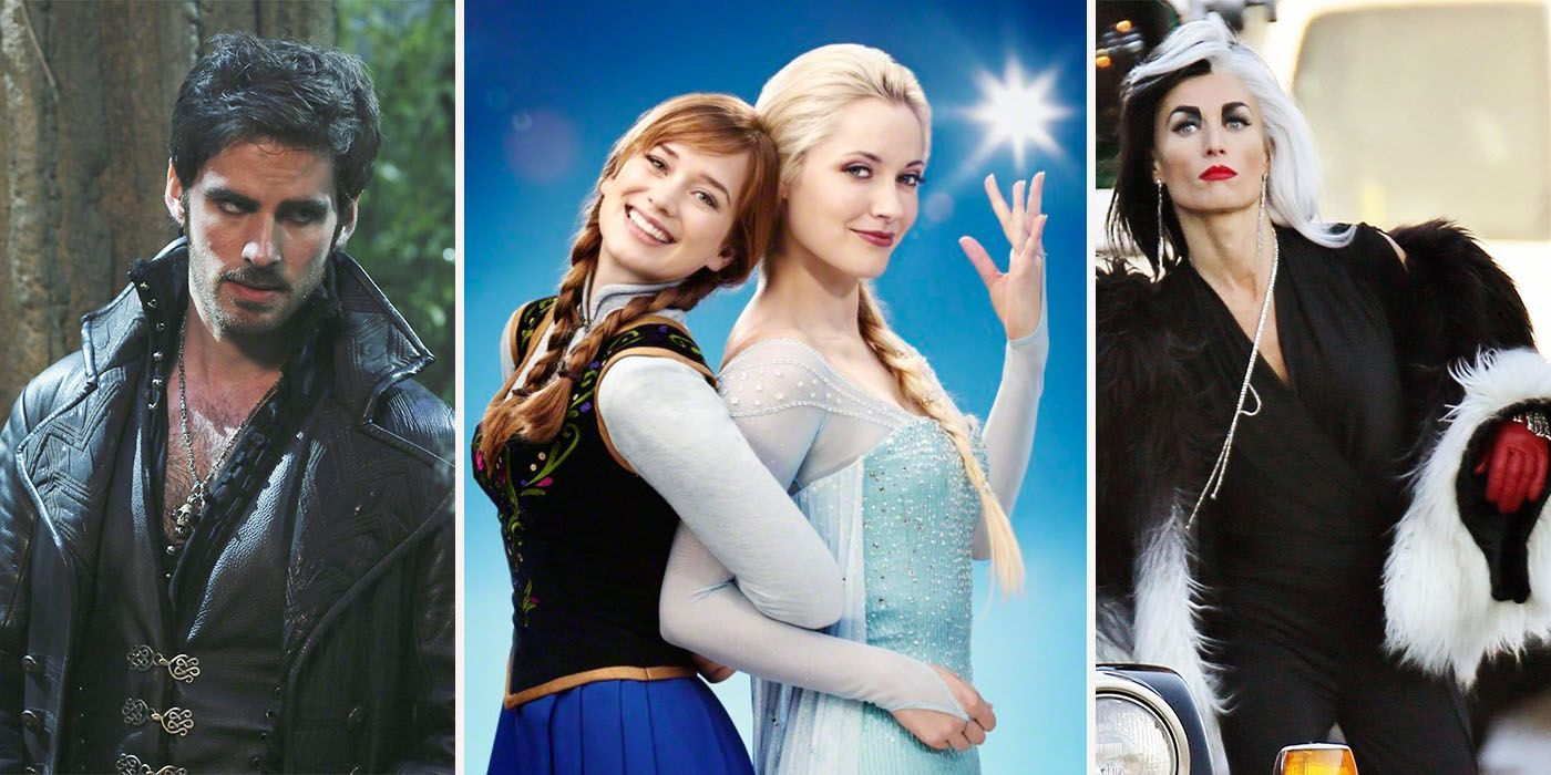 12 new character additions that hurt once upon a time and 13 that