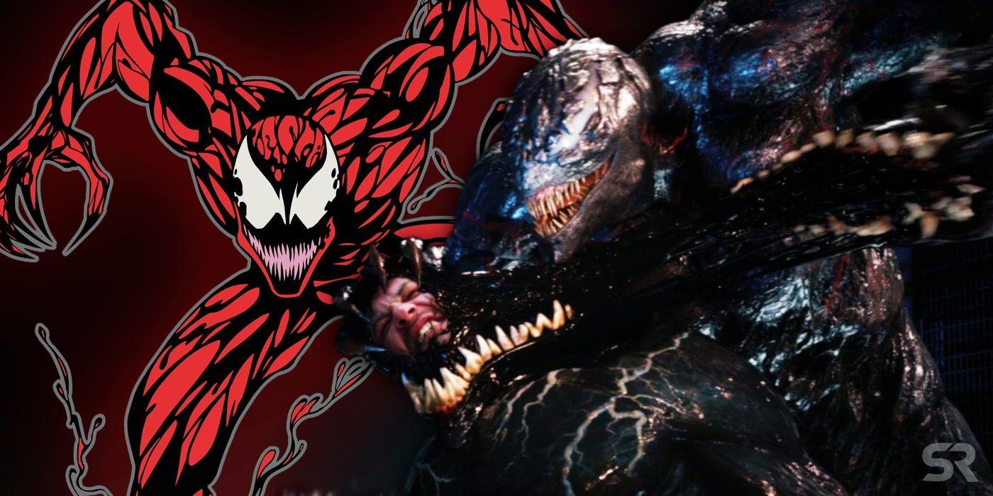 Venom Movie Theory Riot Will Turn Into Carnage Screenrant