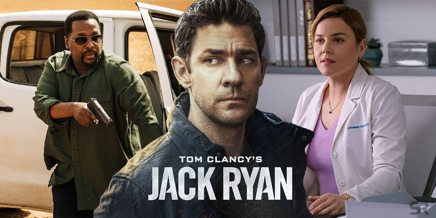 jack ryan girlfriend