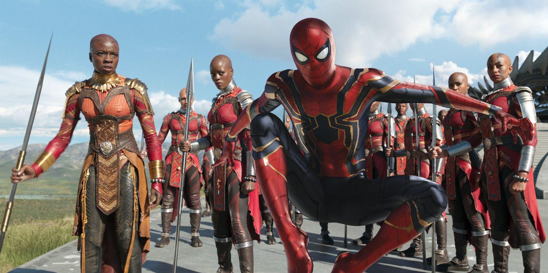 Avengers 4 Casting Call Hints Spider-Man May Head To Wakanda