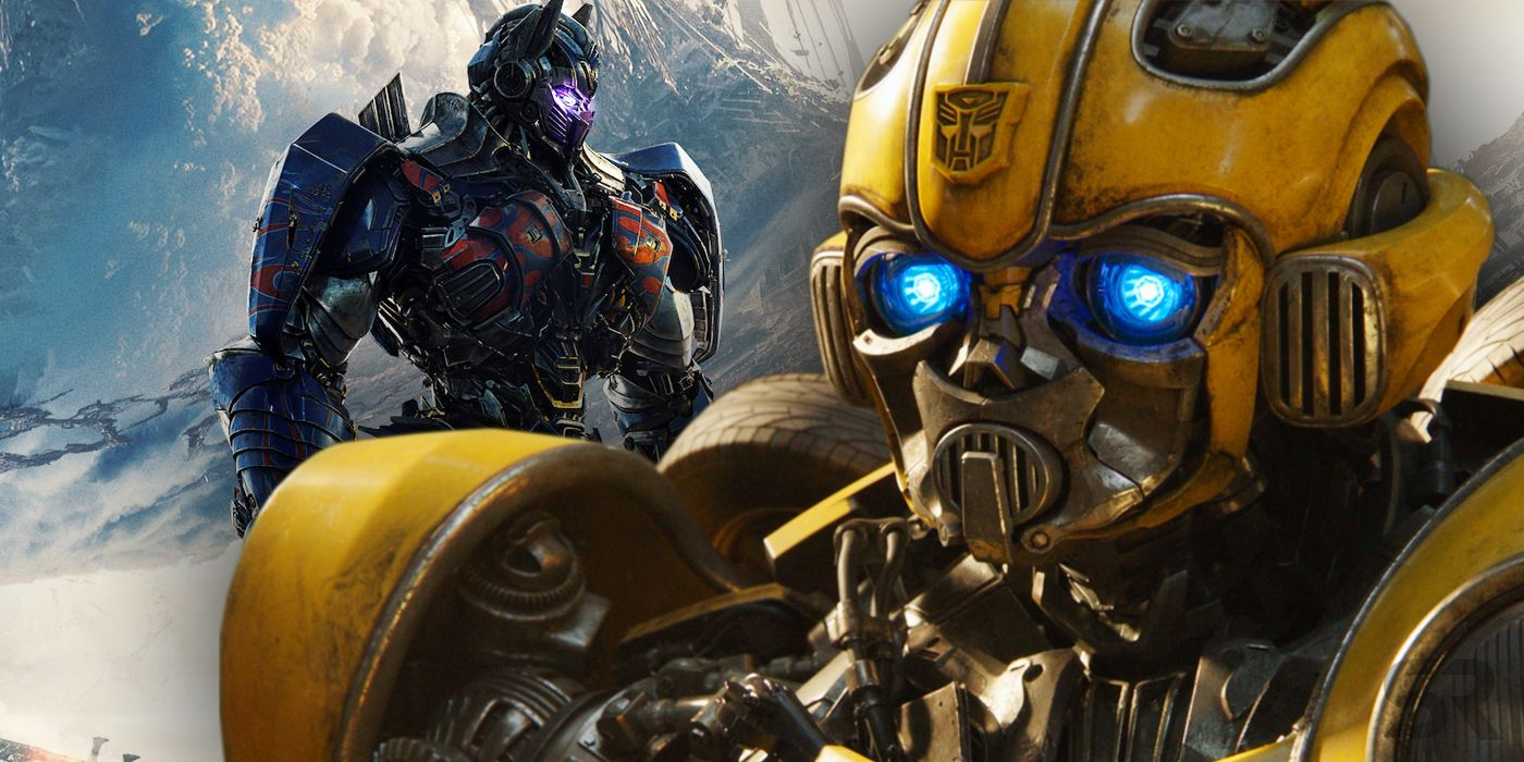 bumblebee movie explains transformers 5 plot hole screenrant. Black Bedroom Furniture Sets. Home Design Ideas