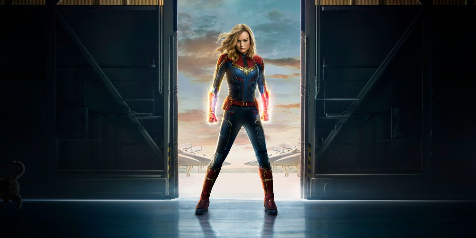 Marvel Movie Posters: Official Captain Marvel Movie Teaser Poster Released