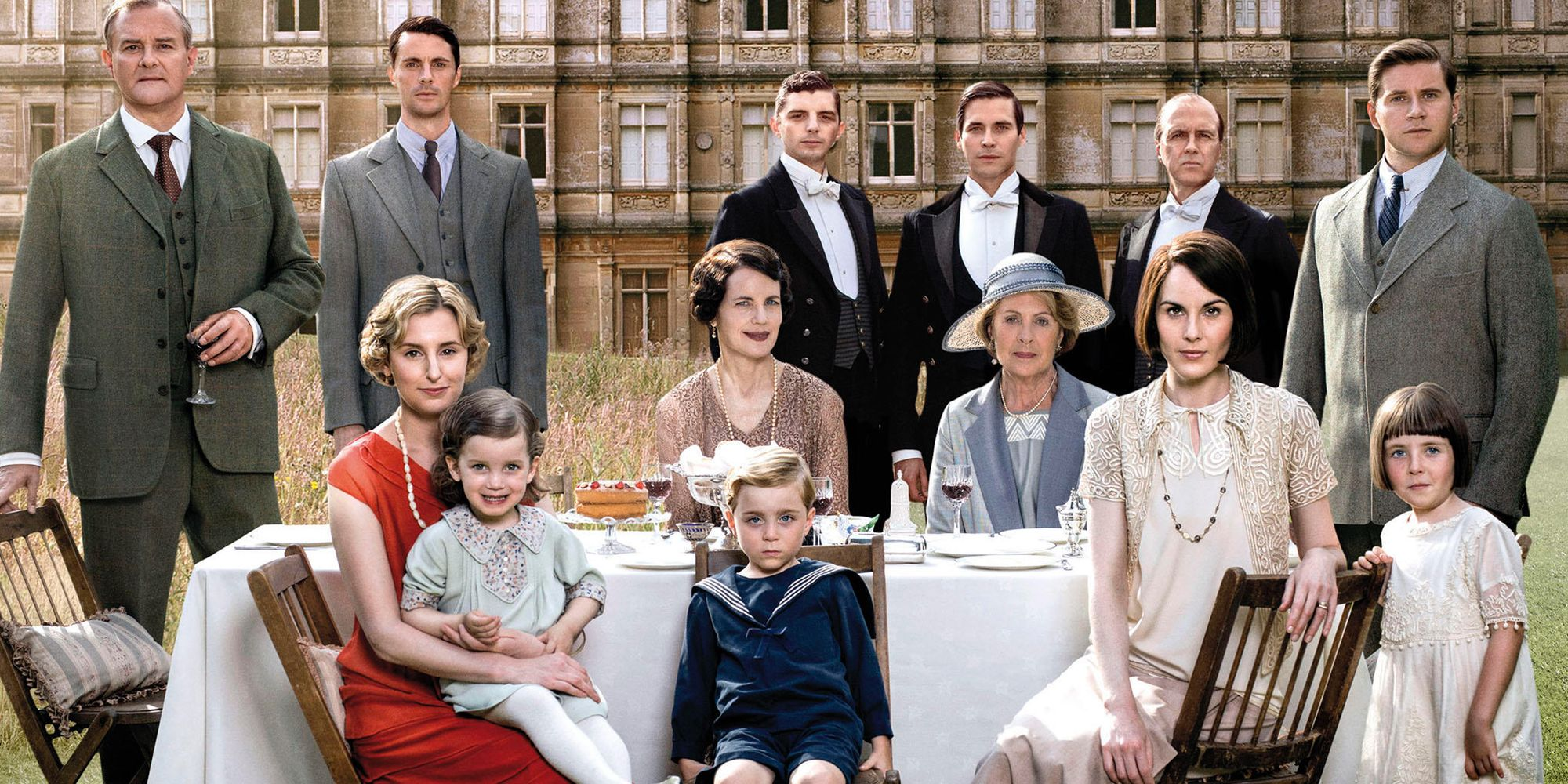 10 Things We Want To See In The New Downton Abbey Movie