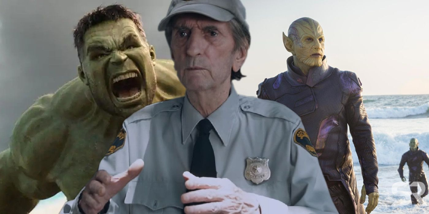 Skrulls May Have Been First Introduced To The MCU In The Avengers