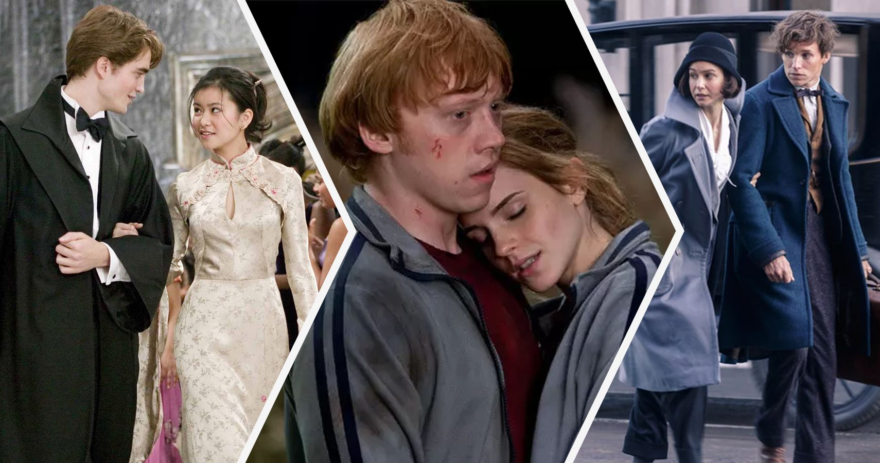8 Couples That Hurt Harry Potter (And 13 That Saved It)