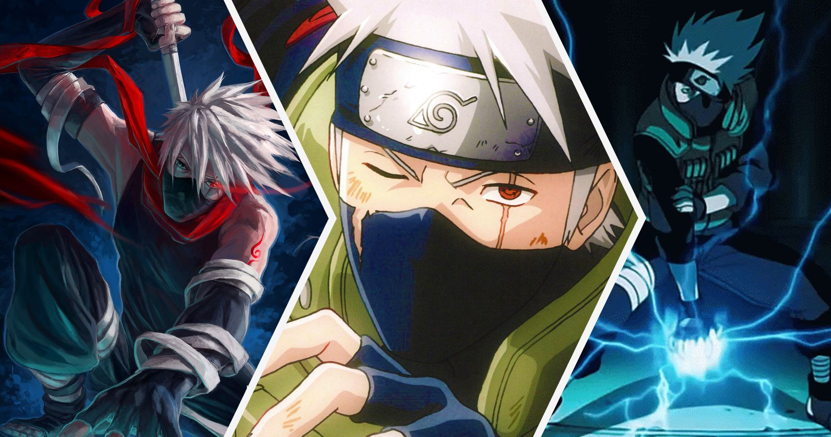 Naruto: 30 Crazy Details About Kakashi's Body | ScreenRant