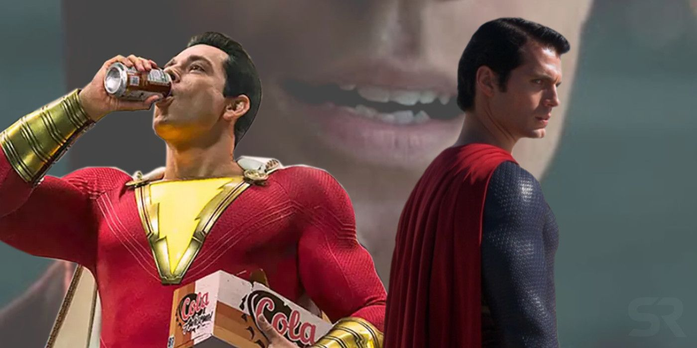Communication on this topic: Henry Cavill's Superman Might Appear in Shazam' , henry-cavills-superman-might-appear-in-shazam/