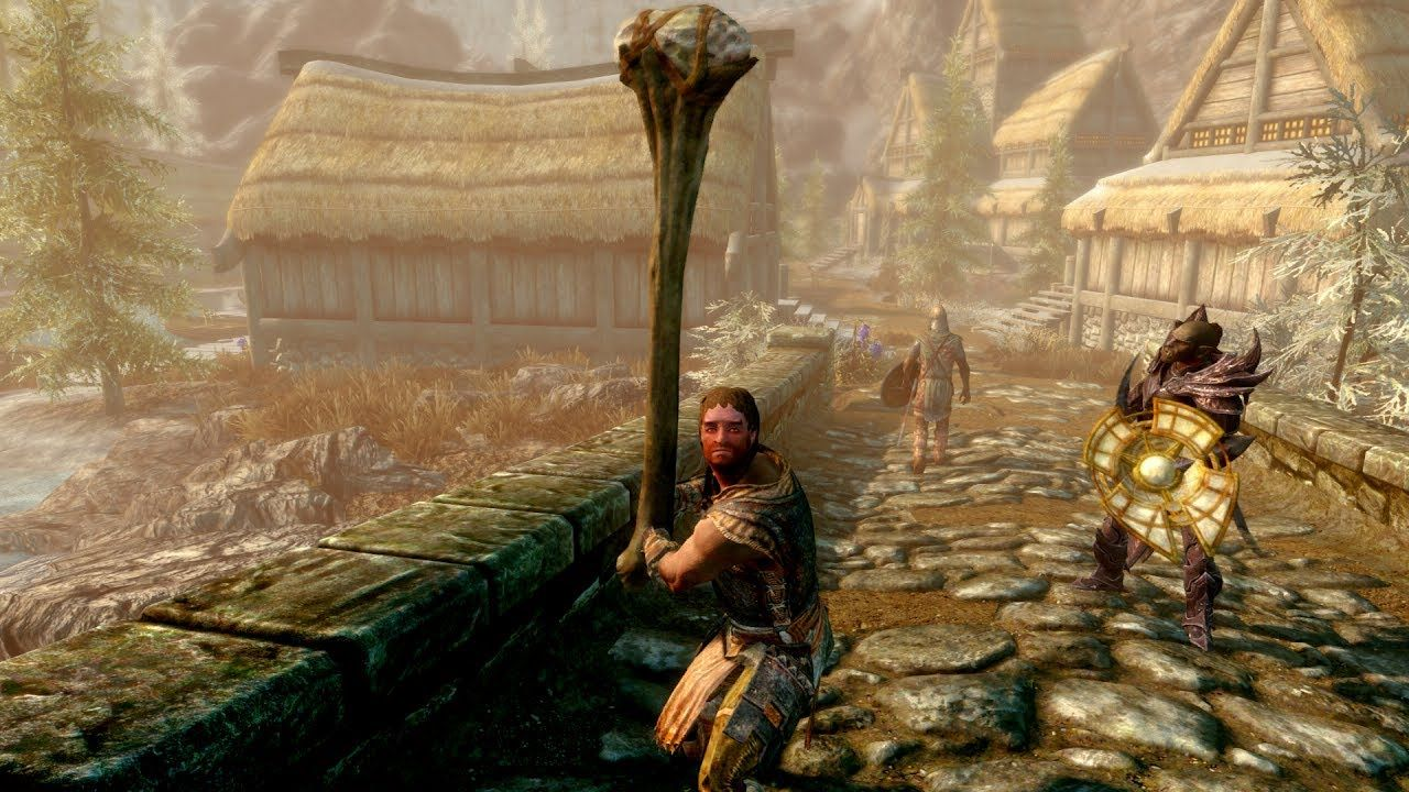 20 Rare Hidden Weapons In Skyrim (And How To Find Them)