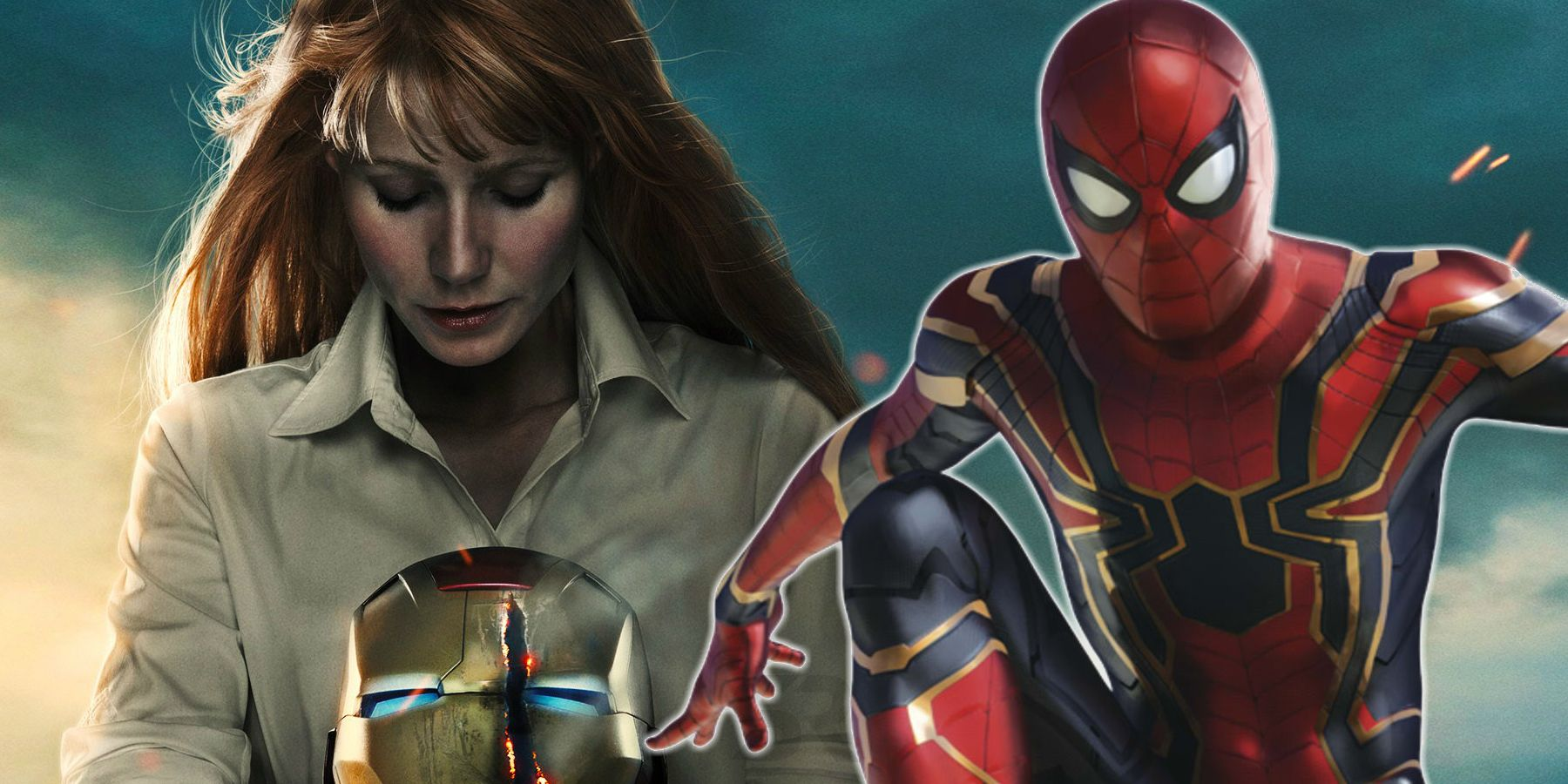 gwyneth paltrow reportedly returning in spider-man: far from home