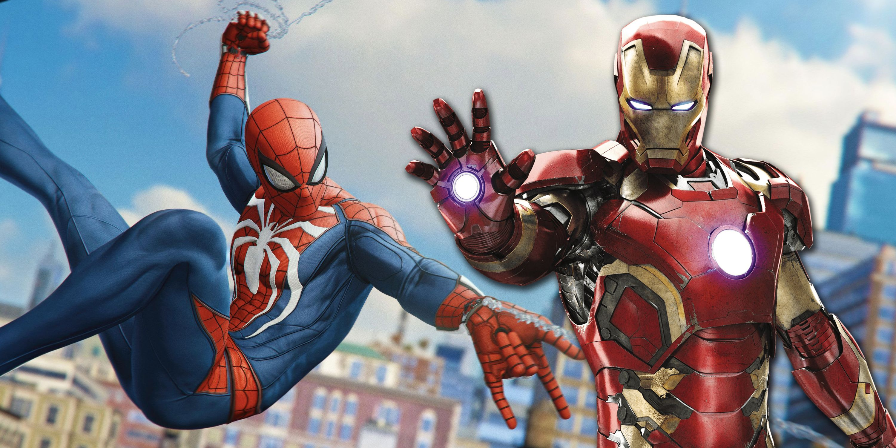 spider-man ps4: iron man would make a great xbox exclusive