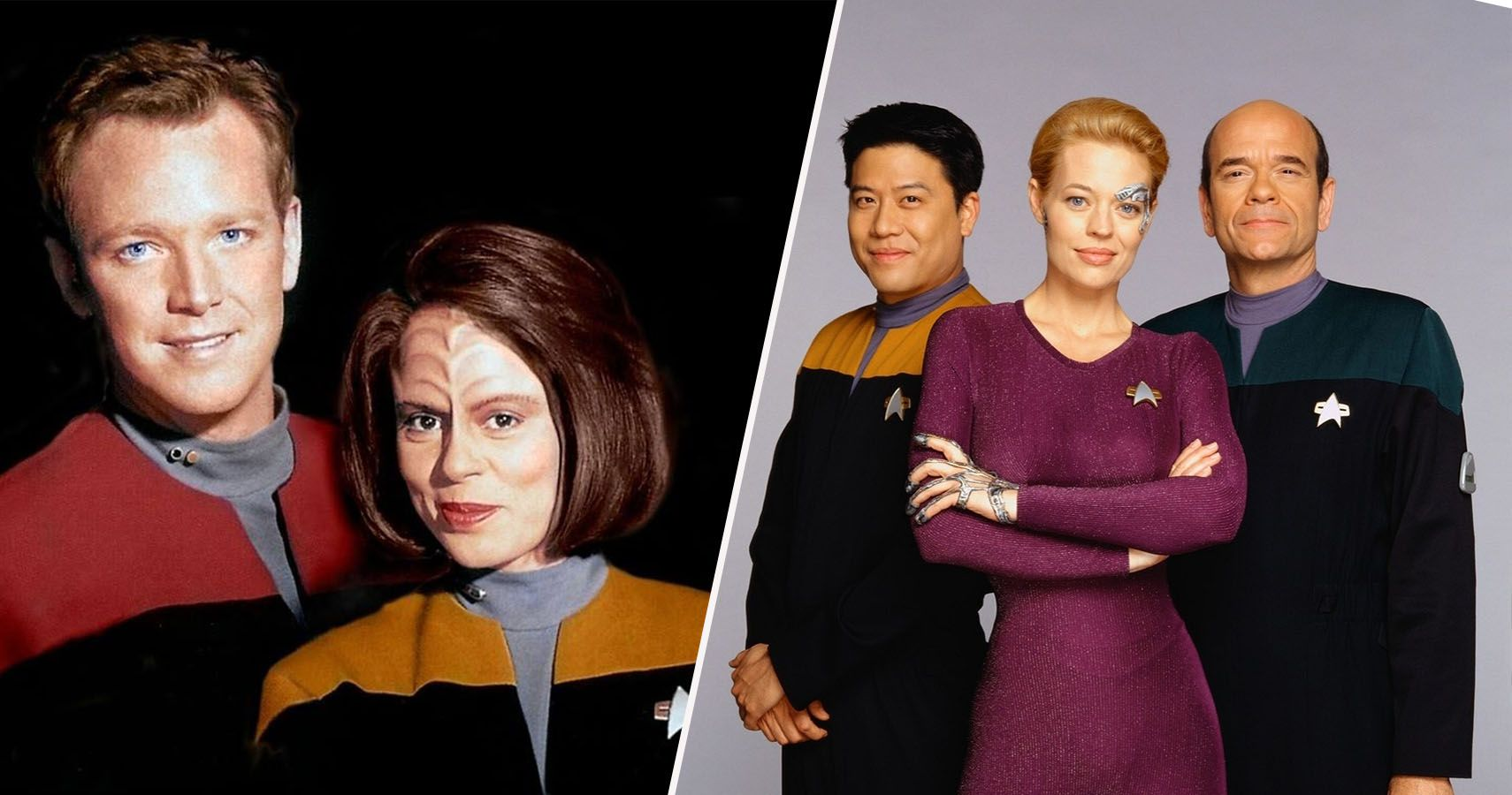 Star Trek: 10 Hidden Details About The Main Characters Of Voyager