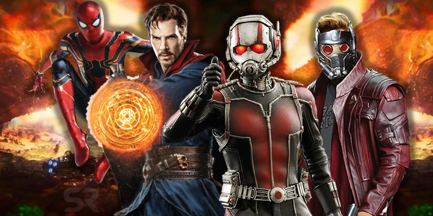 Avengers 4 Theory: The Dead Heroes Are In The Quantum Realm