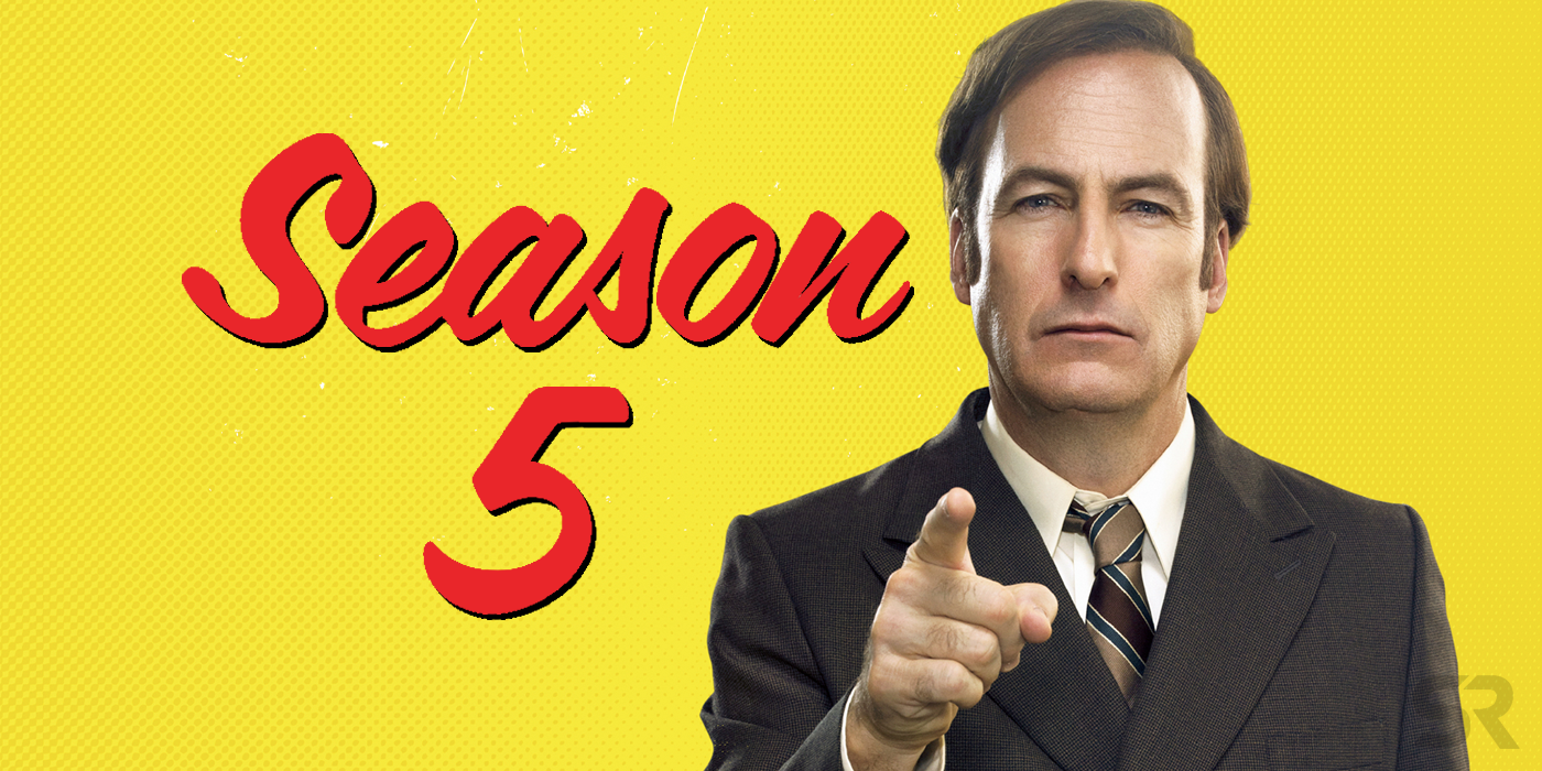 Better Call Saul Burning Series