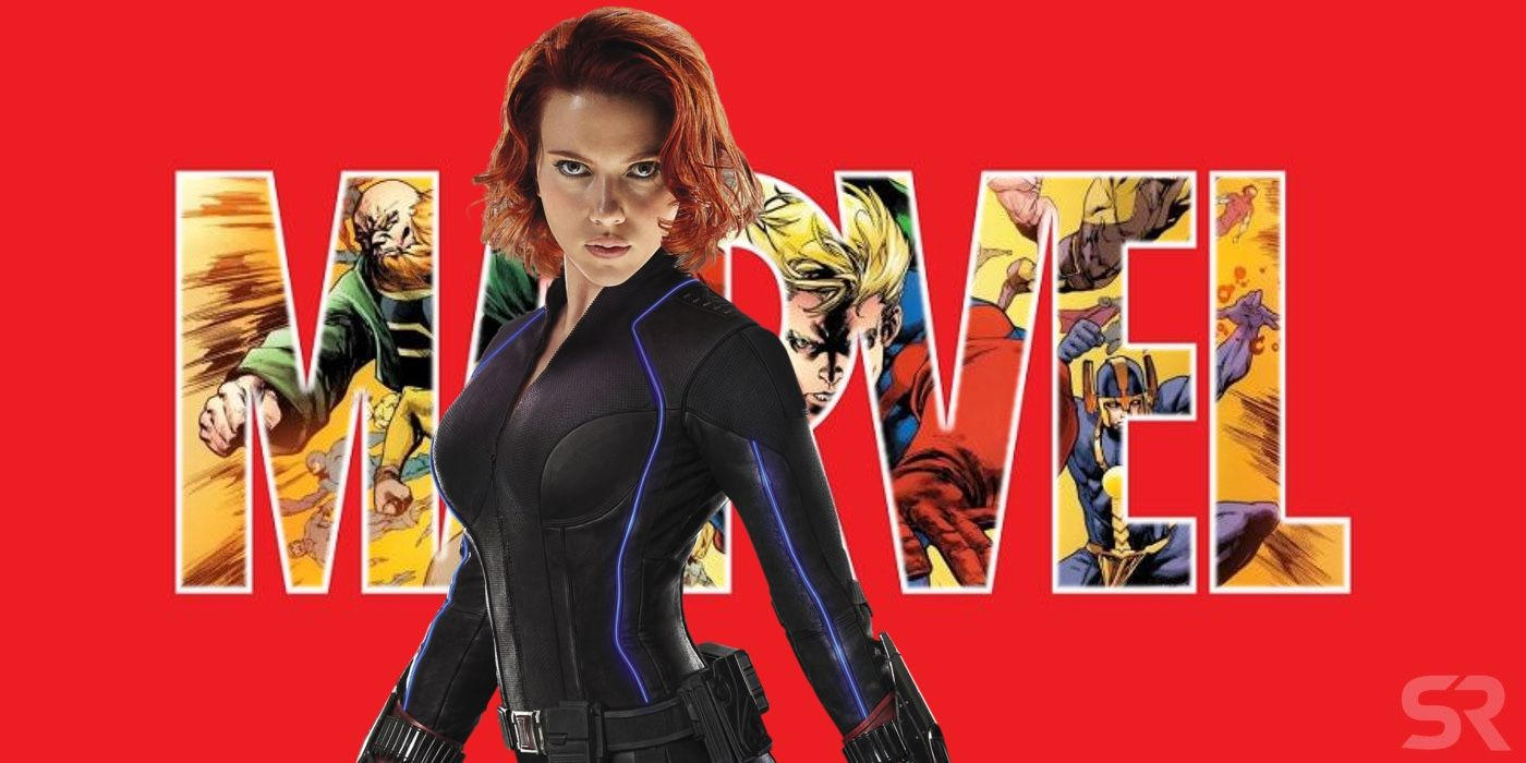 Marvel's Rumored 2020 Film Slate Includes Black Widow & Eternals