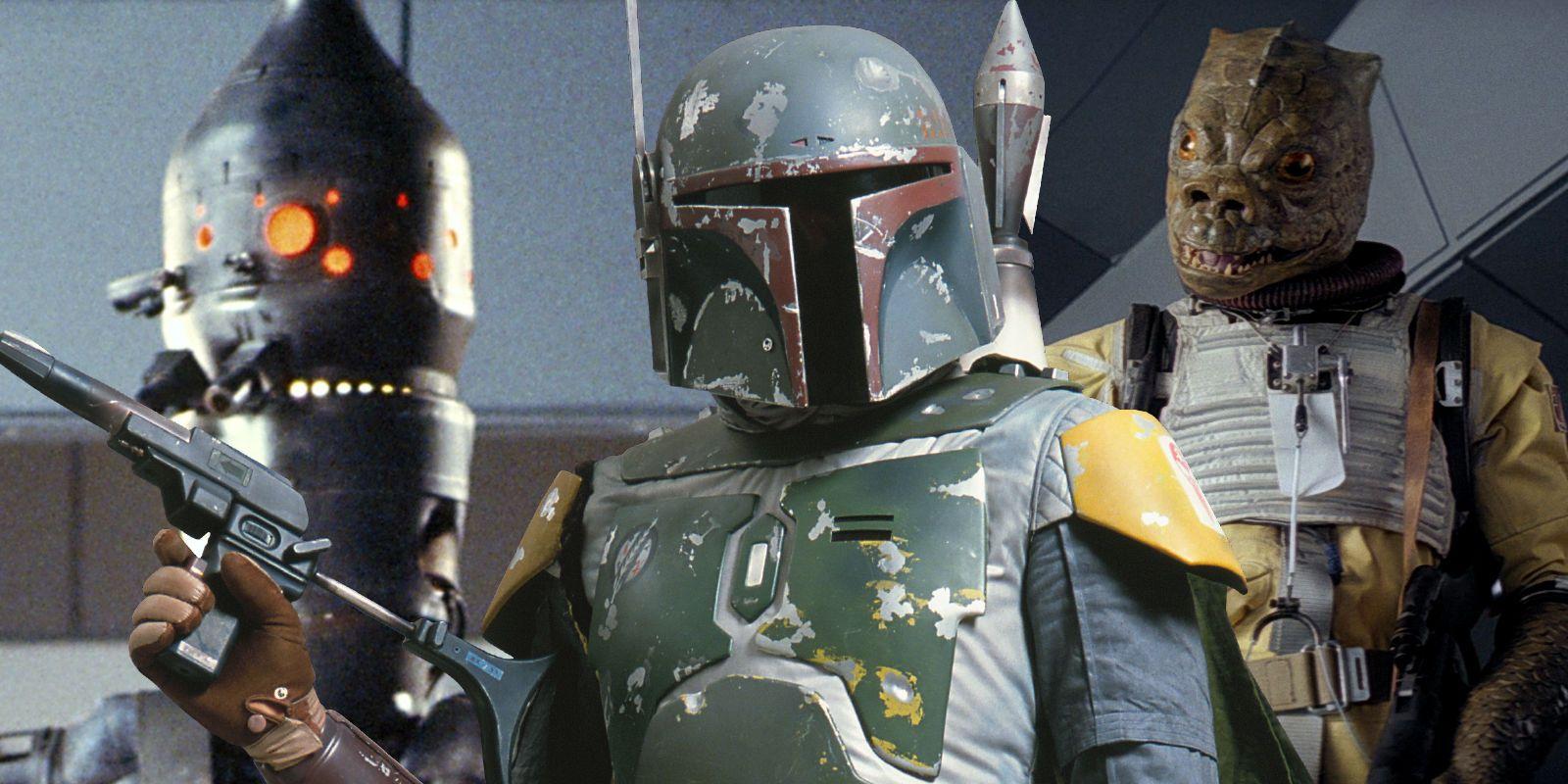 Boba Fett Movie Would've Had Other Empire Strikes Back Bounty Hunters Return