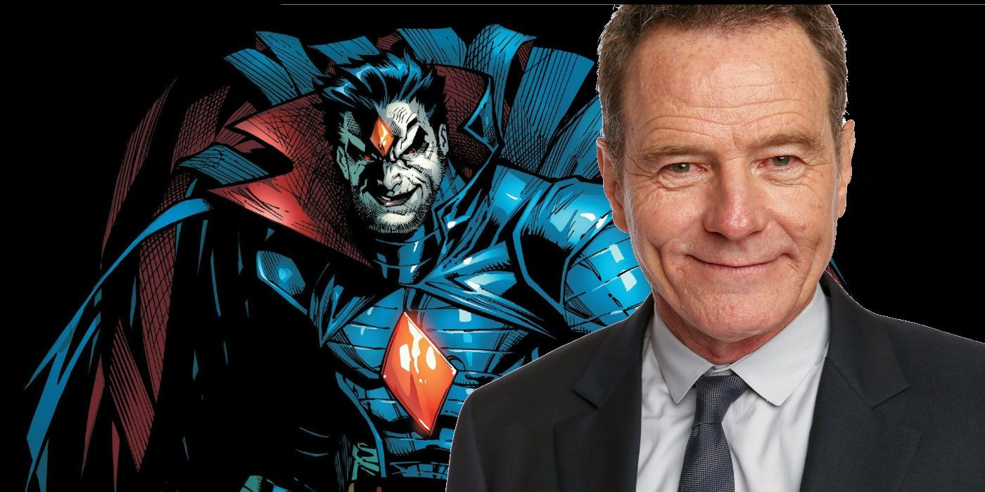 Bryan Cranston Still Wants To Play X-Men's Mister Sinister